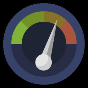 Activity Monitor flat icon