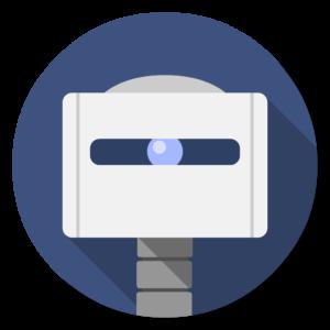 Automator flat icon