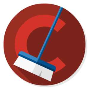 CCleaner flat icon