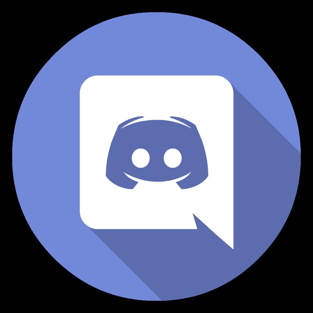 Discord flat icon