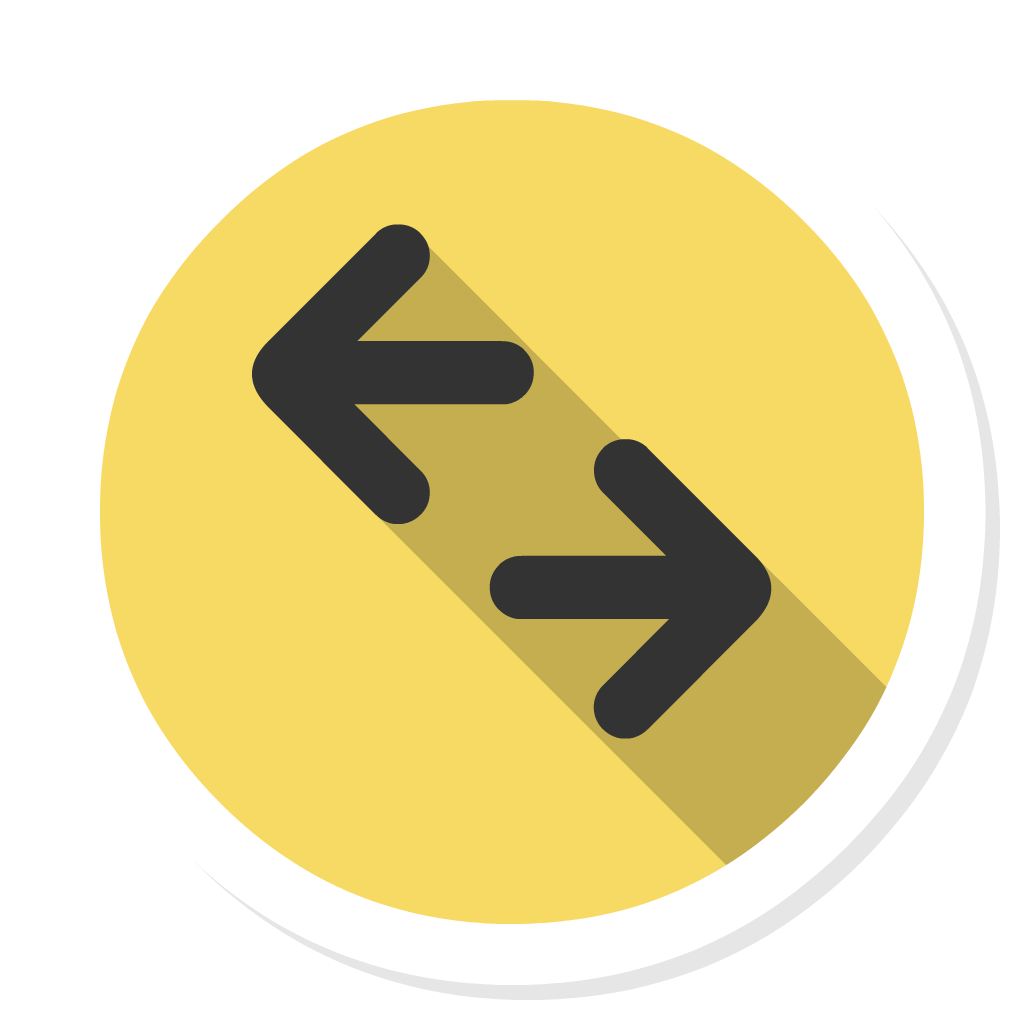 SSH Proxy flat icon