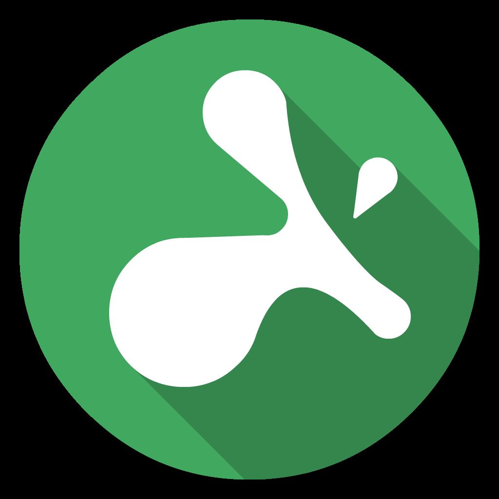 Splashtop Personal flat icon