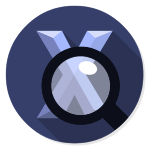 System Informations flat icon