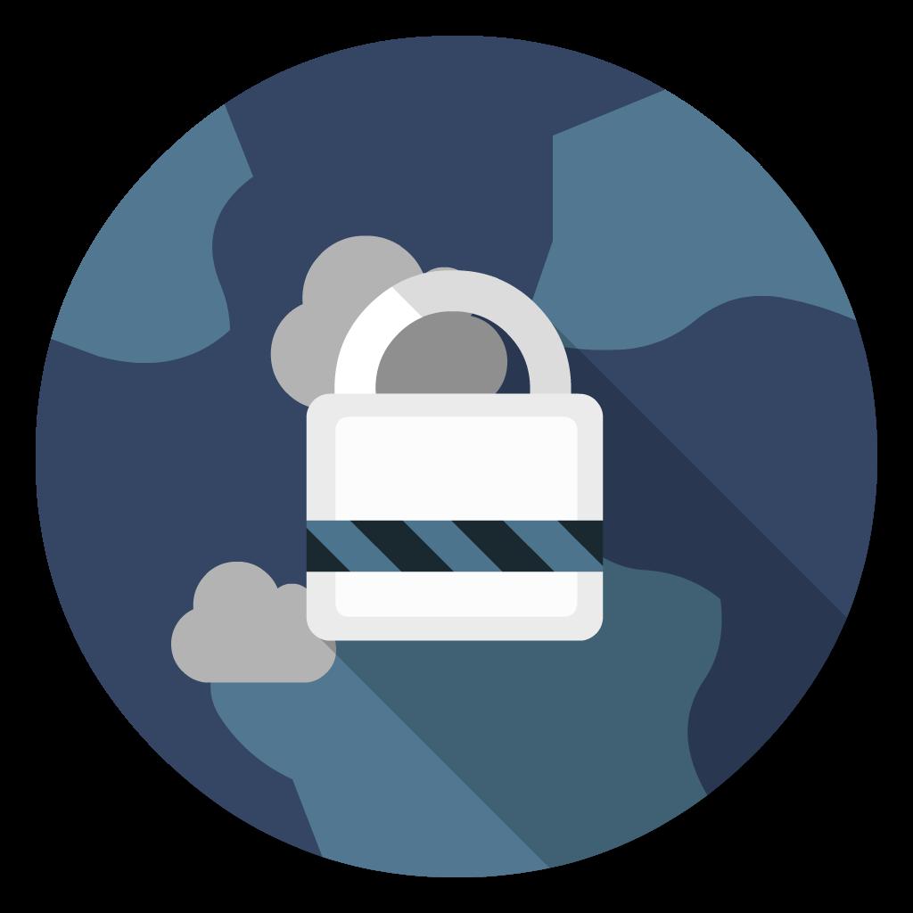 Viscosity flat icon