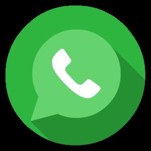 Whatsapp Desktop flat icon