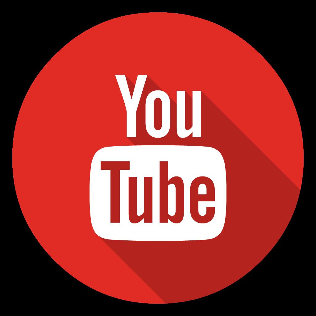 Youtube flat icon