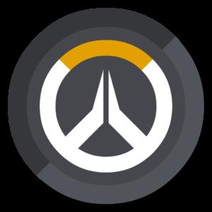 Overwatch flat icon