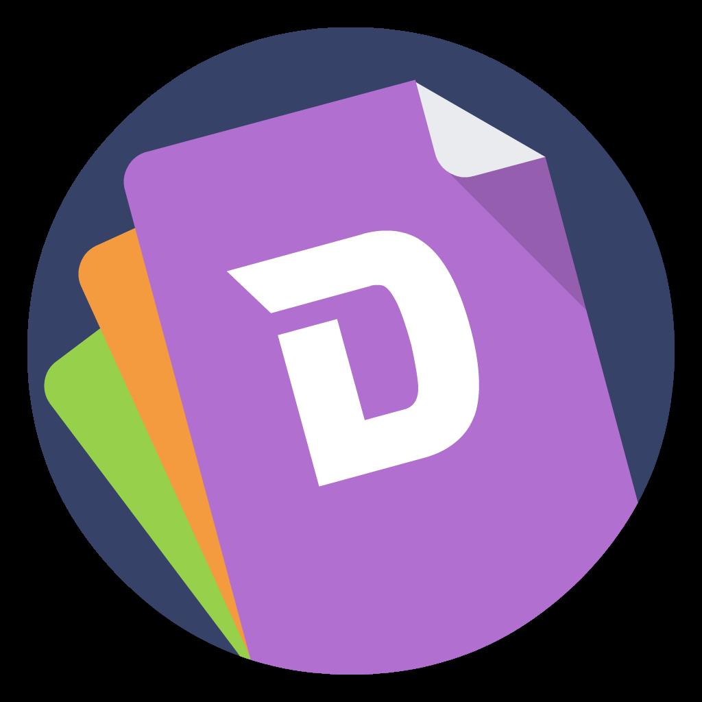 Dash flat icon
