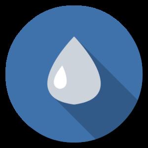 Deluge flat icon