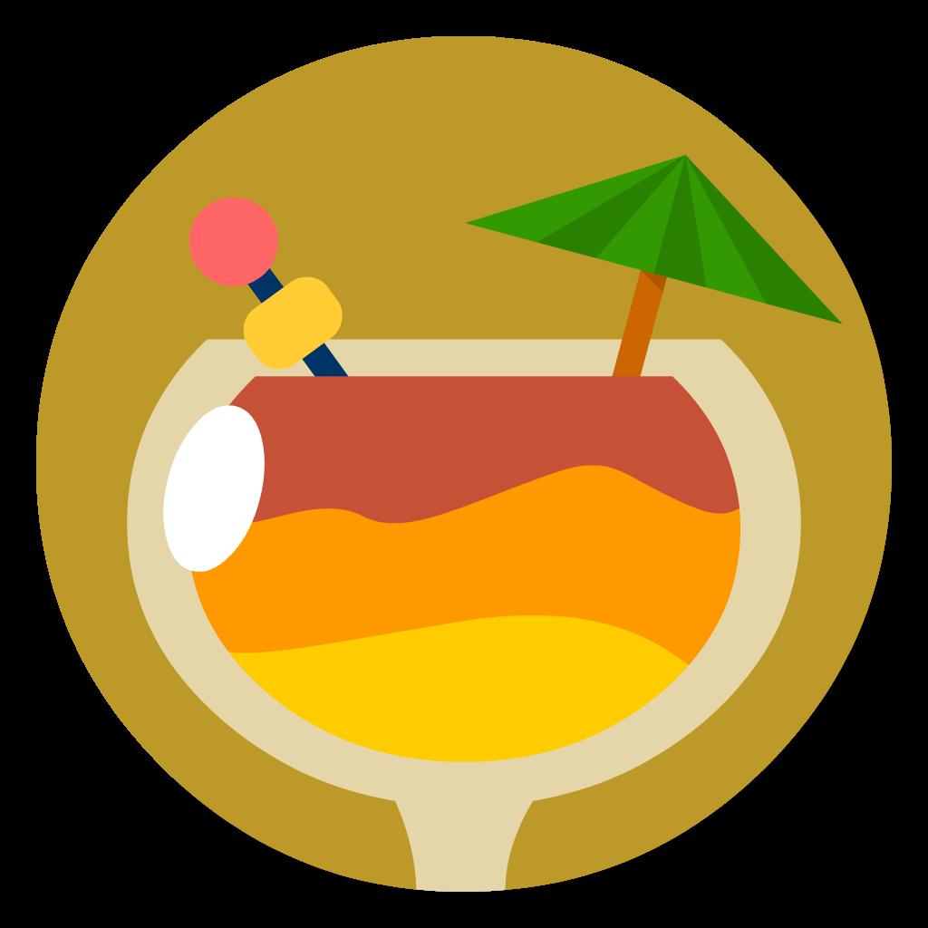 Handbrake flat icon