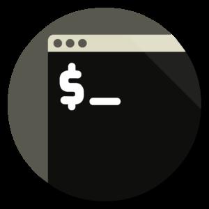 Iterm flat icon