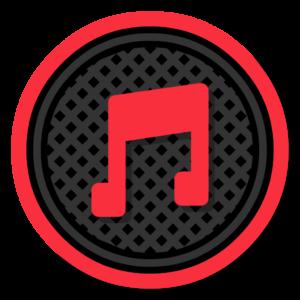 Itunes flat icon