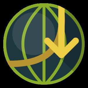 JDownloader flat icon