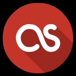 LastFm flat icon