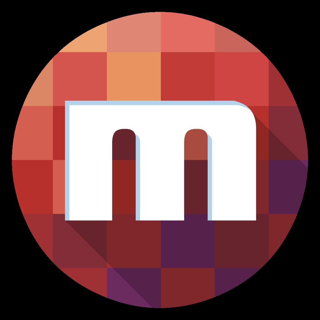 Miro flat icon