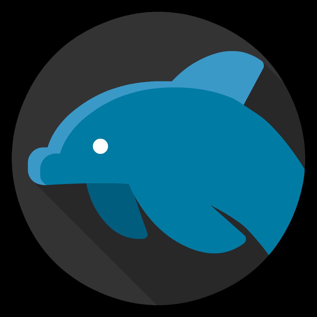 MySQL Workbench flat icon