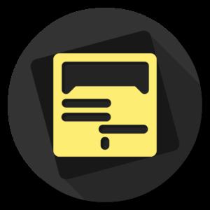 OmniPlan flat icon
