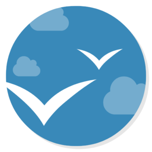 OpenOffice flat icon