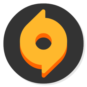 Origin flat icon