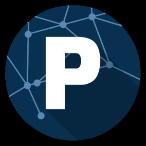 Processing flat icon