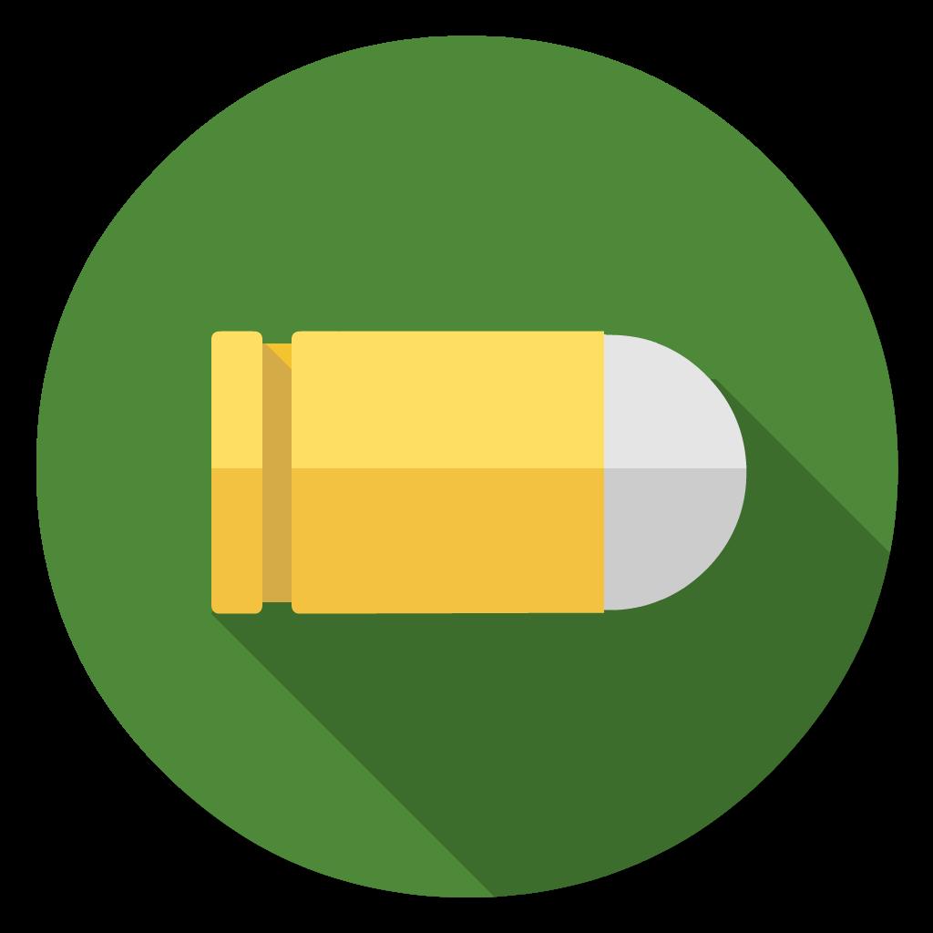 PushBullet flat icon
