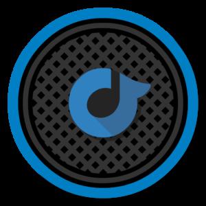 Rdio flat icon
