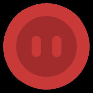Redirection flat icon