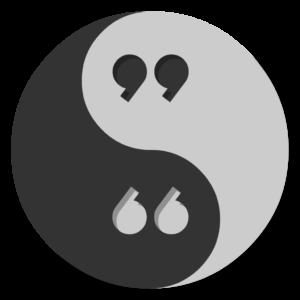 Scrivener flat icon