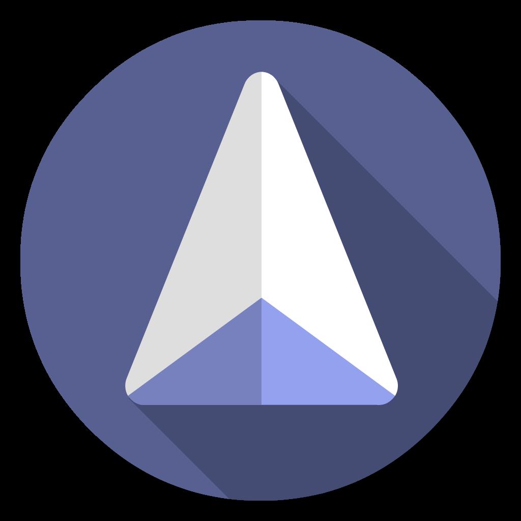 Sparrow flat icon