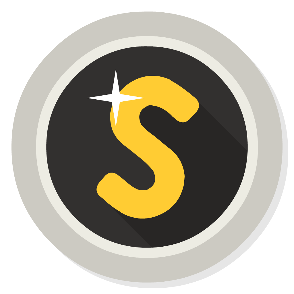 Sublime Text flat icon