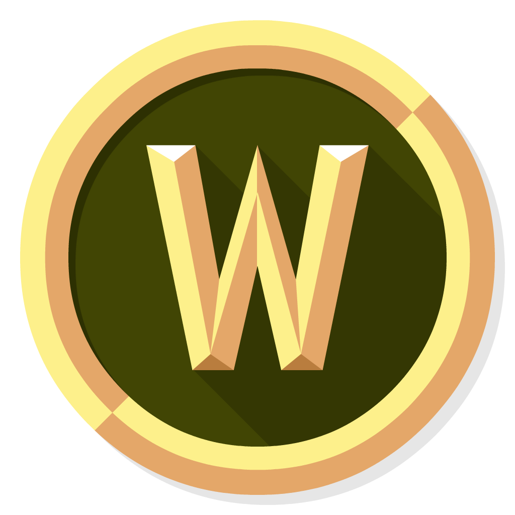 Warcraft 3 Reign Of Chaos flat icon