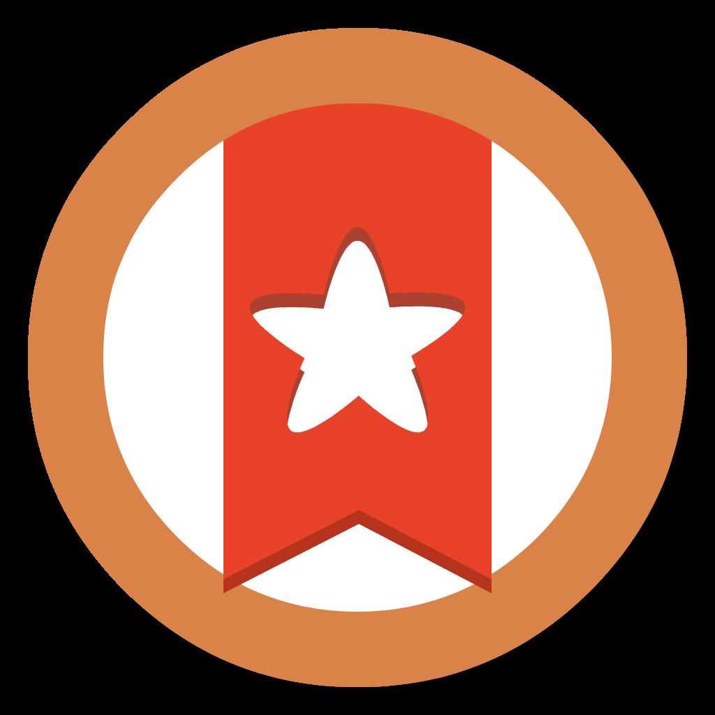 Wunderlist flat icon