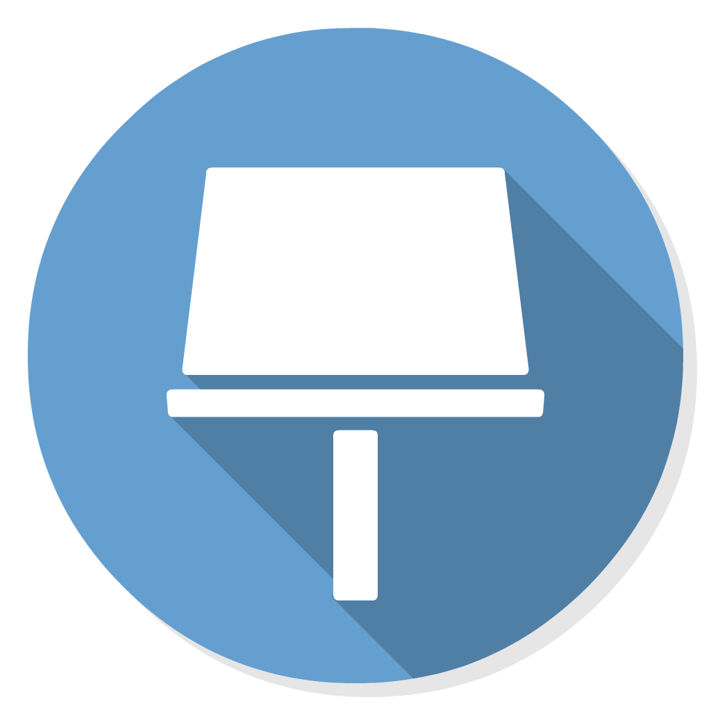 iWorks Pages flat icon