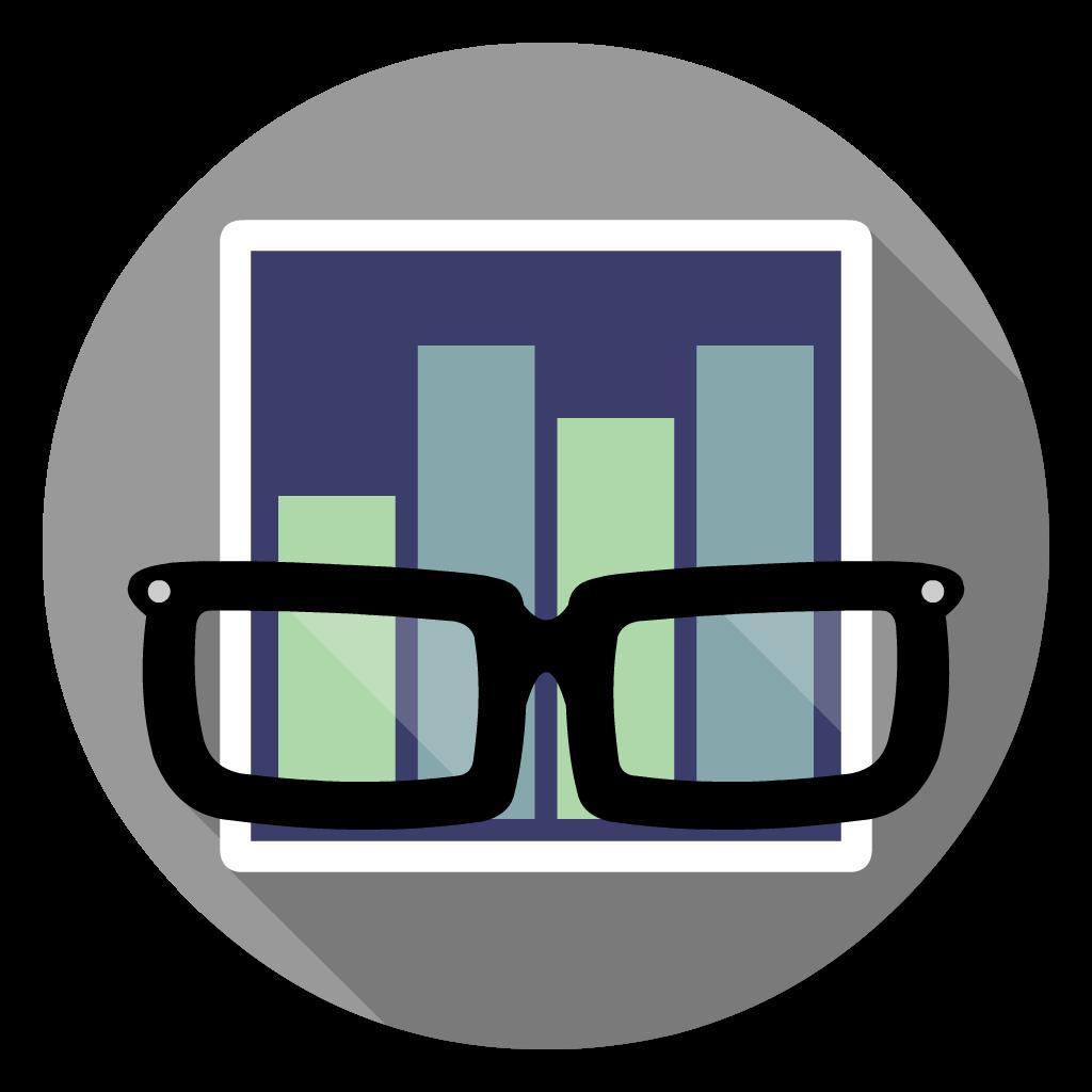 GeekBench flat icon