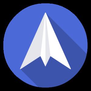 Spark flat icon