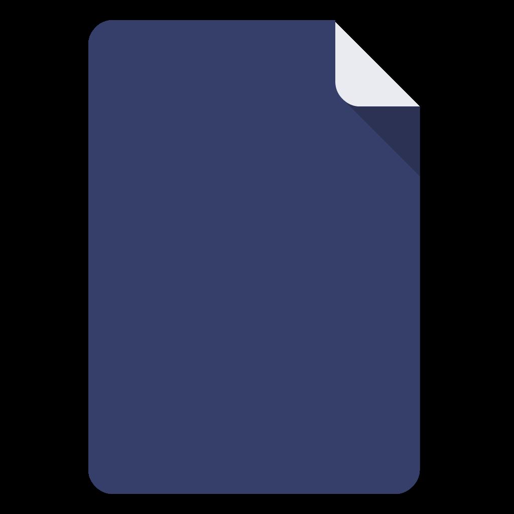Generic flat icon