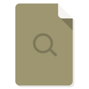 Preview flat icon