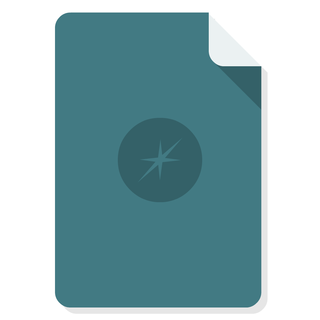 Safari flat icon