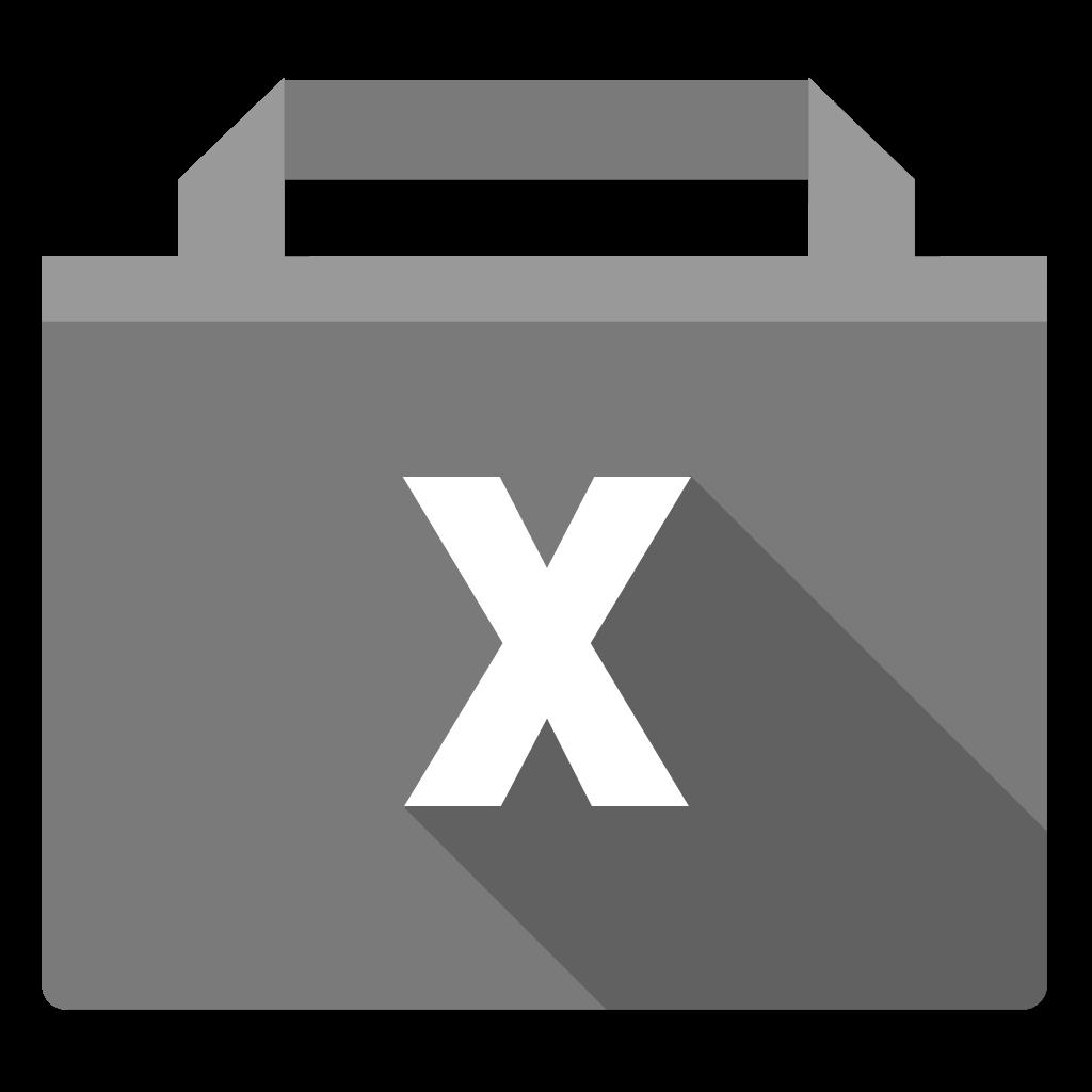 System flat icon