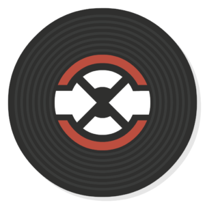 Traktor flat icon