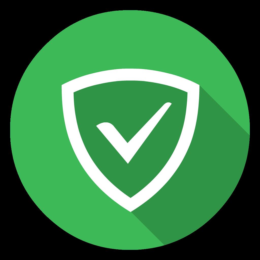 Adguard flat icon