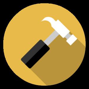 Hammerspoon flat icon