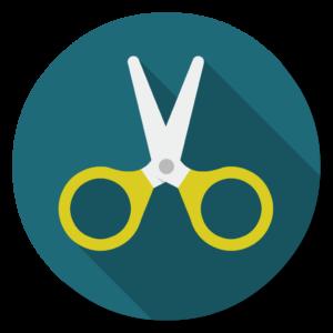 PhotoBulk flat icon