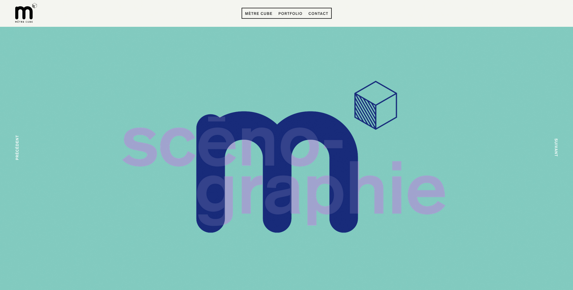 metre-cube.fr flat icon