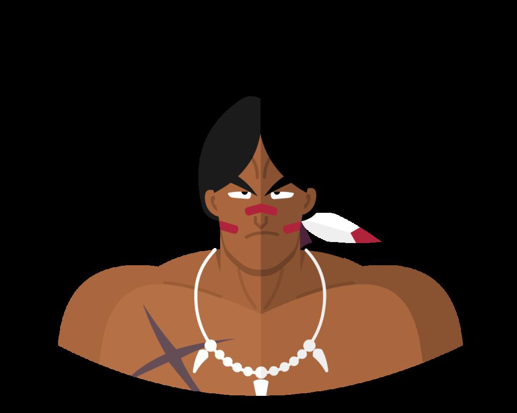 Bora flat icon
