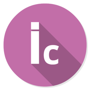 Adobe InCopy flat icon