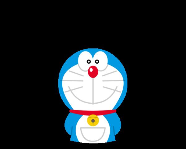 Doreamon flat icon