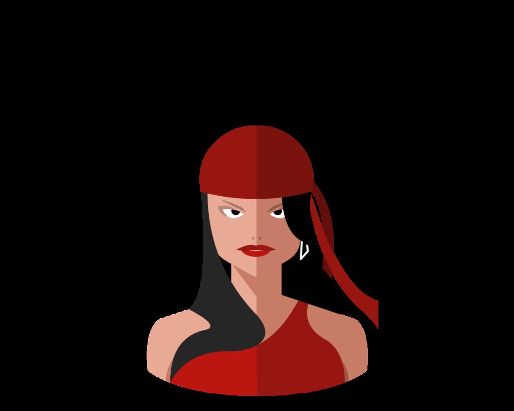 Elektra flat icon