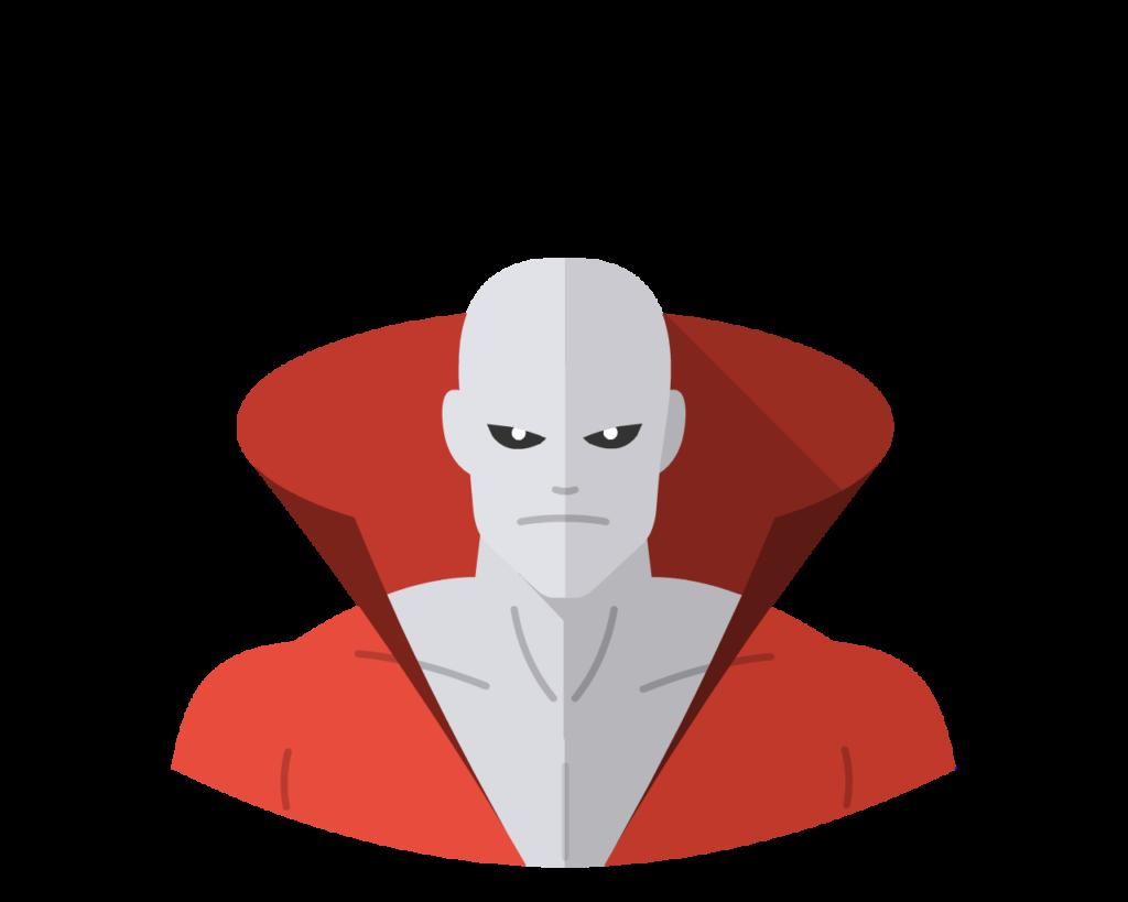 Deadman flat icon