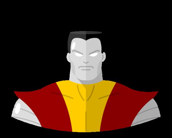 Colossus flat icon